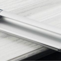 Euroware 6503 là tay nắm tủ âm có thiết kế bền đẹp